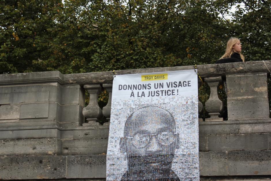 Troy Davis : « Aujourd'hui, les droits de l'Homme sont en deuil »