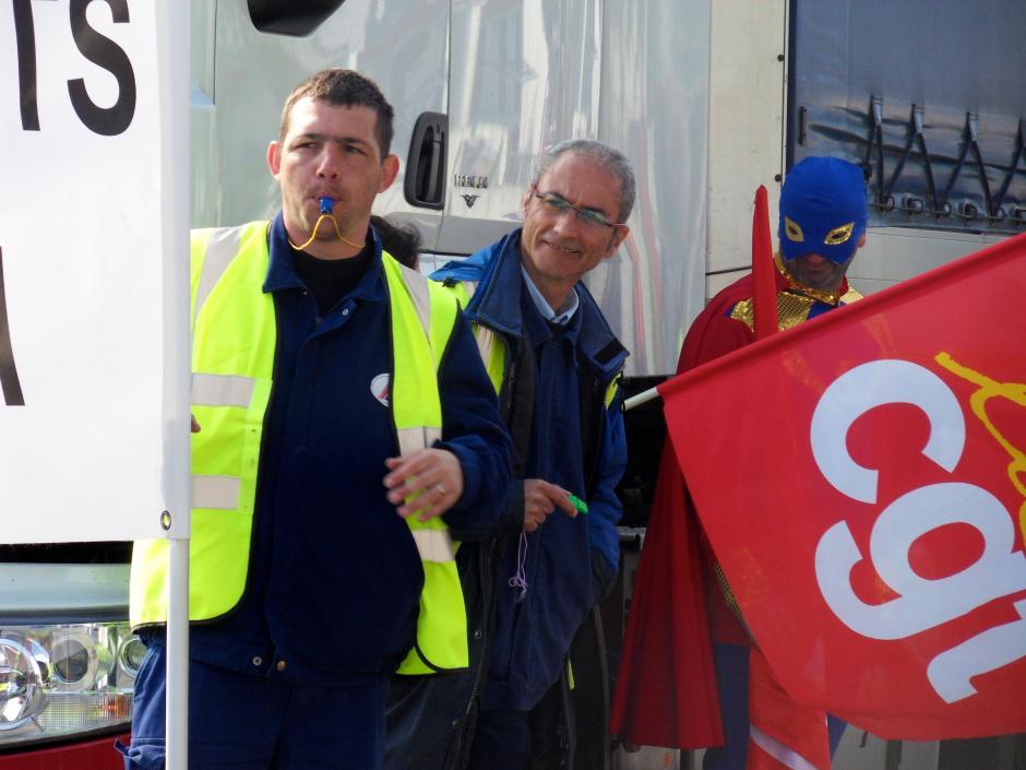 Tarnos : les GT en grève pour des salaires dignes