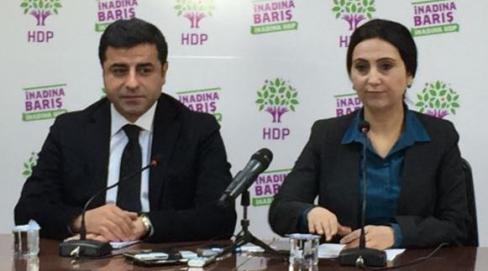 Turquie : Liberté pour Demirtas et Yüksekdag